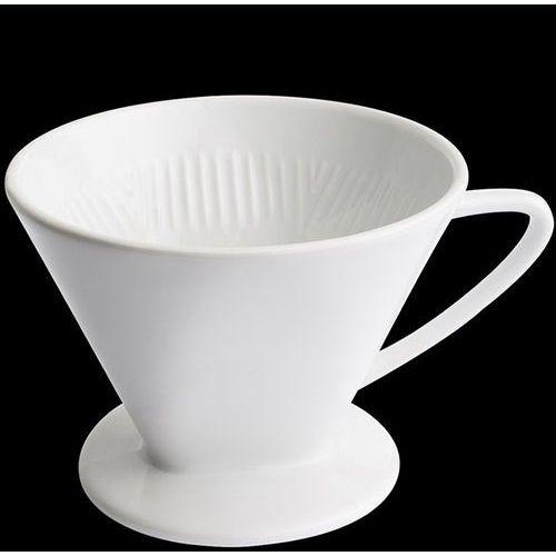 Cilio - porcelanowy filtr do kawy na 2 filiżanki (średnica: 12 cm) (4017166105162)