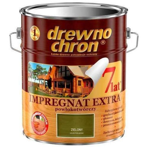 - impregnat, zielony, 9 l (extra powłokotwórczy) marki Drewnochron