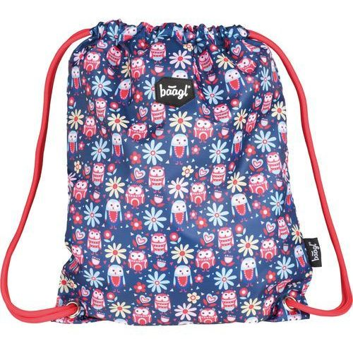 BAAGL torba na obuwie Happy Owls (8595054261825)