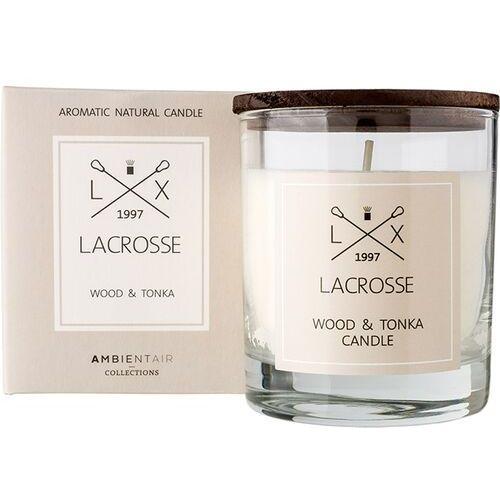 Lacrosse Świeca zapachowa wood & tonka (8436551848051)