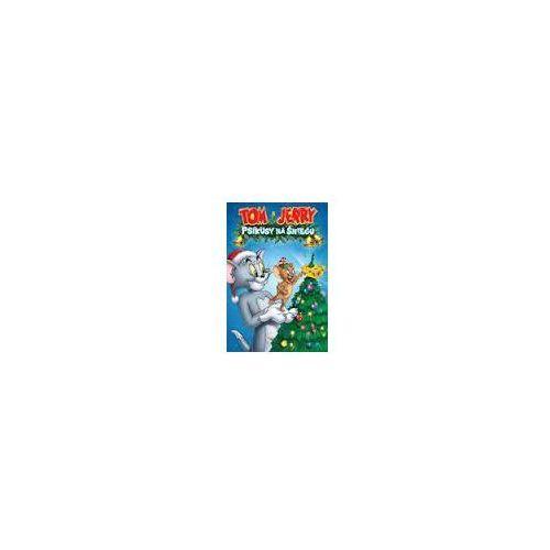Tom I Jerry: Psikusy Na Śniegu (DVD) (7321909322530)