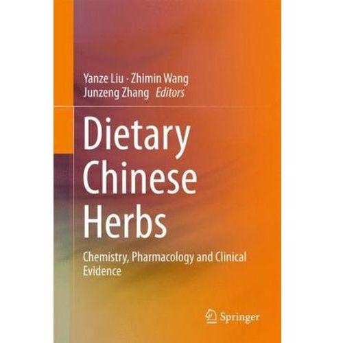 Dietary Chinese Herbs (9783211994474)