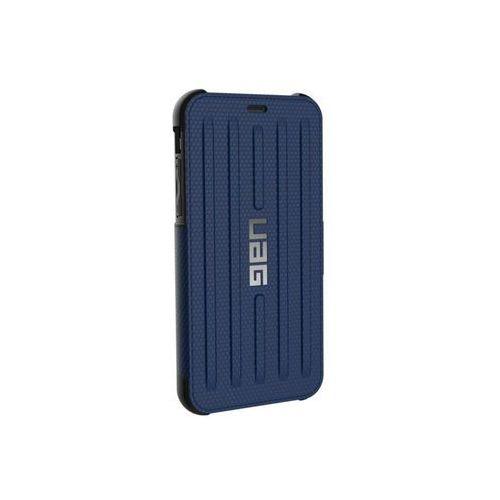 Etui urban armor gear metropolis apple iphone x cobalt - niebieski marki Uag