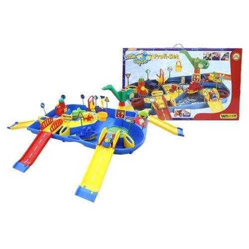 wader zabawka wodna profi-set, 44 części, 152x92x35, 1450542 marki Polesie