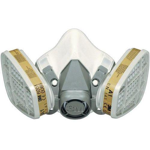 3m Filtr gazu i filtr kombinowany  6051 klasa filtrów / stopień ochrony: a1 4 par(a) (4046719694969)