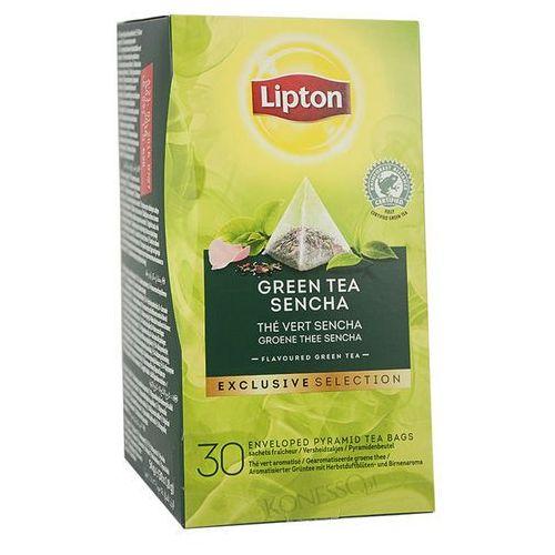 Herbata Lipton Green Tea 30 szt. koperty- piramidki, kup u jednego z partnerów
