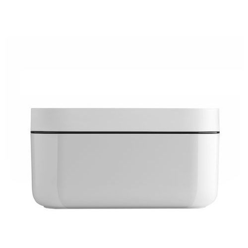 Lekue Foremka | pudełko do kostek lodu ice box 132 kostki biała