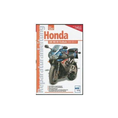 Honda CBR 900 RR FireBlade (9783716820292)