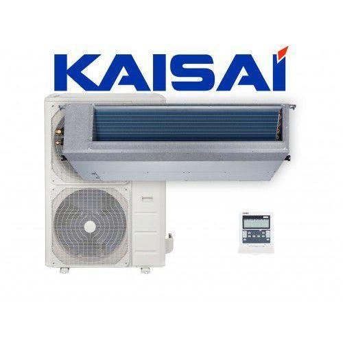 Klimatyzacja, klimatyzator kanałowy seria slim 14,0kw/16,1kw (kti-48hwf32, koe30u-48hfn32) marki Kaisai