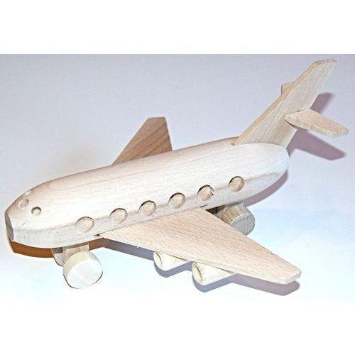 Albatros Samolot drewniany polski