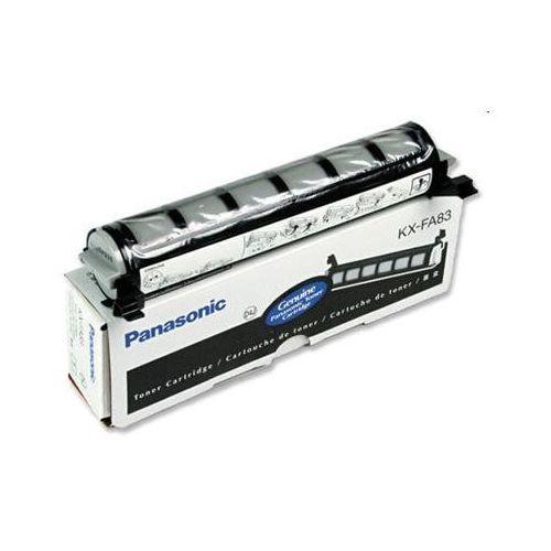 Toner oryginalny kx-fa83x czarny do kx-flm 652 - darmowa dostawa w 24h marki Panasonic