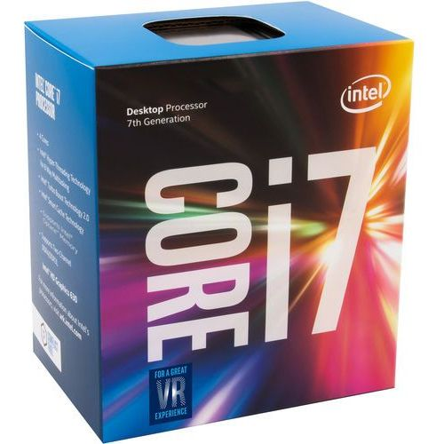 Procesor core i7-7700k 4.2ghz 8mb box (bx80677i77700k)/ darmowy transport dla zamówień od 99 zł marki Intel