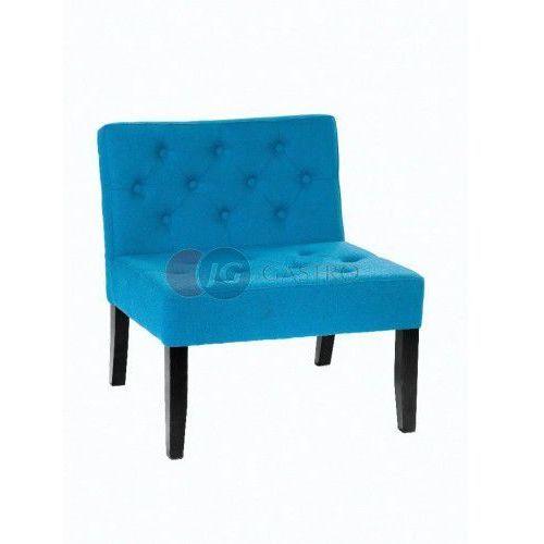 Krzesło bez podłokietnika typu lounge Buk Paged M-0070, M-0070