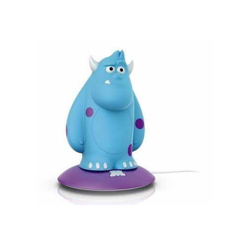 Philips Disney - lampka nocna ładowana softpal led monsters sulley wys.15,4cm
