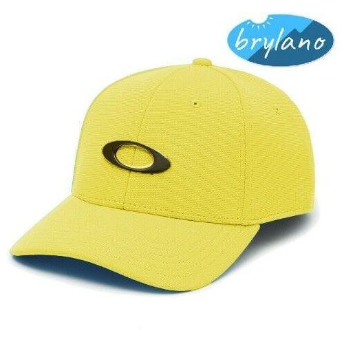 Czapka z daszkiem Oakley Tincan Yellow 911545-552