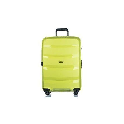 walizka duża pp012 kolekcja acapulco 4 koła materiał polipropylen zamek szyfrowy tsa marki Puccini
