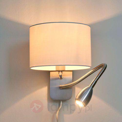 Trio leuchten Risa - lampa ścienna i do czytania w jednym (4017807247251)
