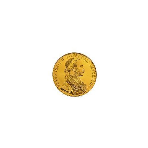 4 Złote Dukaty Austriackie (Czworak) - Złota Moneta