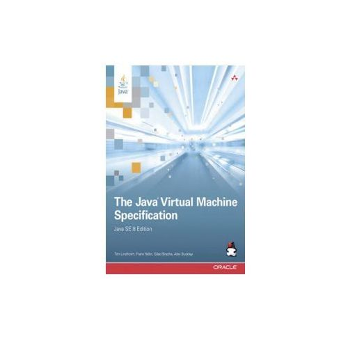 Java Virtual Machine Specification, Java SE 8 Edition