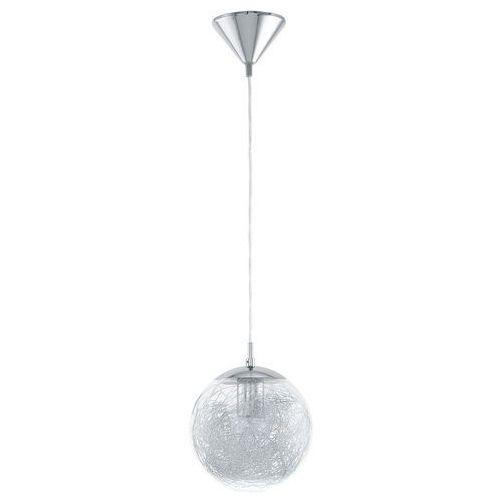 Eglo 93073 - lampa wisząca luberio 1xe27/60w/230v (9002759930738)