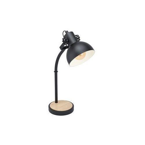 Eglo 43165 - lampa stołowa lubenham 1xe27/28w/230v