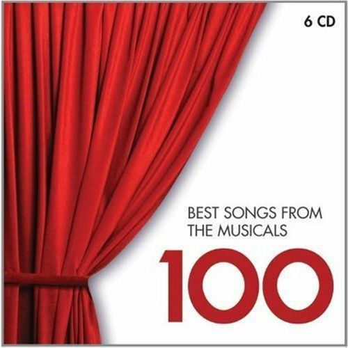 Emi 100 best songs from the musicals [6cd] (5099932734621)