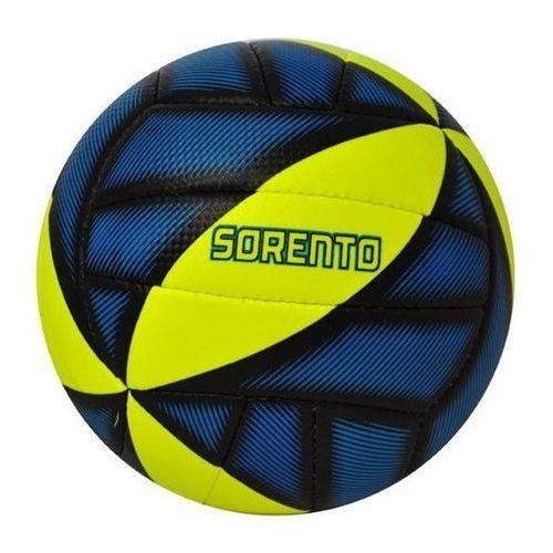 Piłka do siatkówki axer sorento blue/yellow - niebieski marki Axer sport