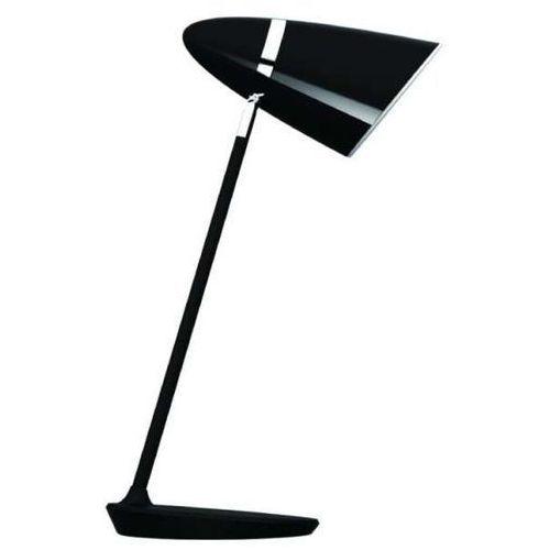 Stojąca lampa stołowa elmo tavolo nero gabinetowa lampka biurkowa czarna marki Orlicki design