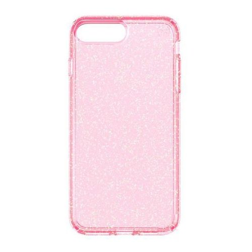 presidio clear with glitter - etui iphone 7 plus (gold glitter/rose pink) darmowa dostawa marki Speck