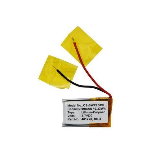 Cameron sino Samsung wep-200 / 481220 90mah 0.33wh li-polymer 3.7v ()