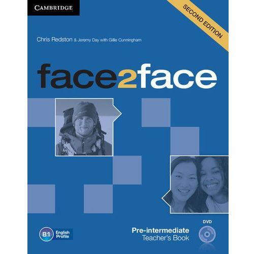 Face2face pre-inter. TB 2ed. /DVD gratis/