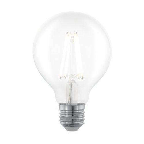 EGLO Żarówka LED E27 G80 6W 2700K 11702
