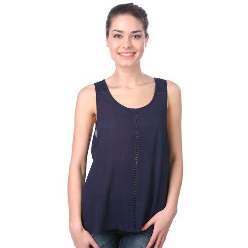 Brave Soul koszulka bez rękawów damska Poppinsr M ciemnoniebieski
