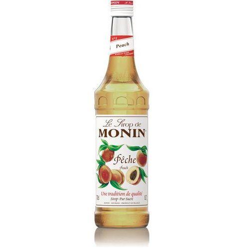 Syrop smakowy Monin Peach, brzoskwinia 0,7l (3052910056377)