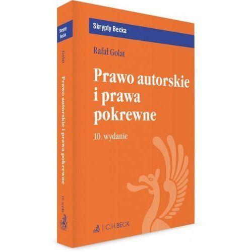 Prawo autorskie i prawa pokrewne - Rafał Golat, Rafał Golat