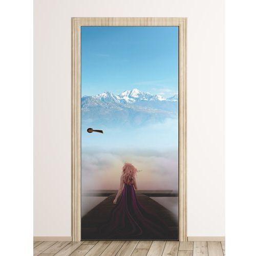 Wally - piękno dekoracji Fototapeta na drzwi dla dzieci baśniowy krajobraz fp 6261