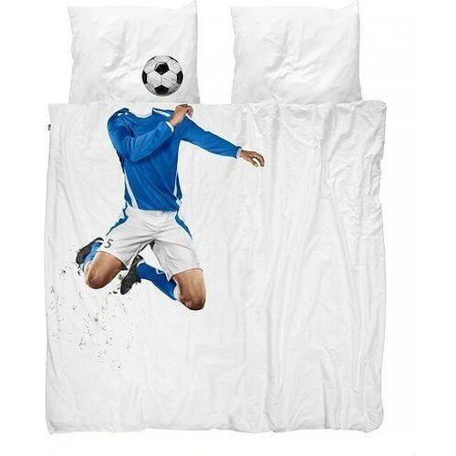Pościel Soccer Champ 200 x 200 cm niebieska (8719638761178)