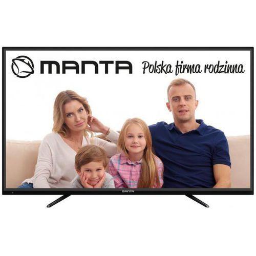 TV LED Manta 55LUA58L