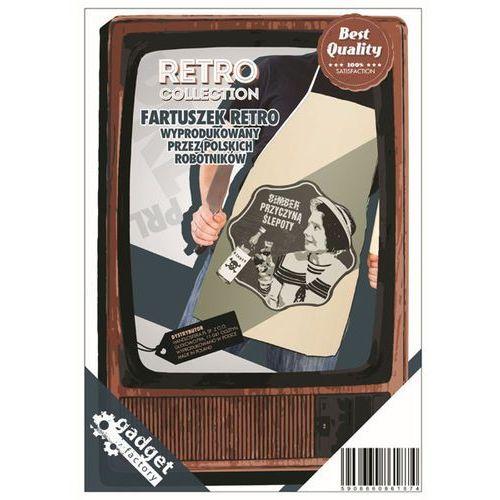 Fartuszek retro - bimber przyczyną ślepoty marki Giftworld. Najniższe ceny, najlepsze promocje w sklepach, opinie.
