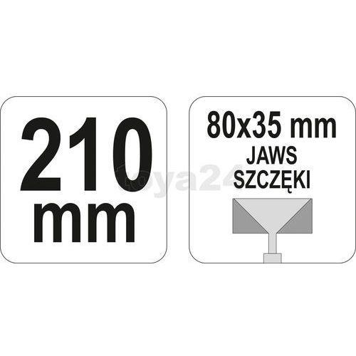 Yato Szczypce do kształtowania profili 210 mm / yt-5140 / - zyskaj rabat 30 zł