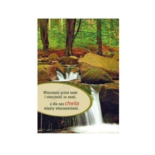 Edycja św. pawła Kartka wodospad - chwila