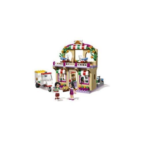LEGO Friends, Pizzeria w Heartlake, 41311. Najniższe ceny, najlepsze promocje w sklepach, opinie.