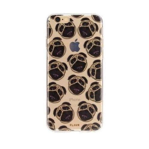 Etui FLAVR iPlate Pugs do Apple iPhone 6/6S/7/8 Wielokolorowy (26547)