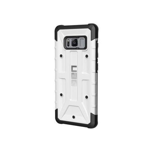 Etui UAG Urban Armor Gear Pathfinder Samsung Galaxy S8 White - Biały, kolor biały