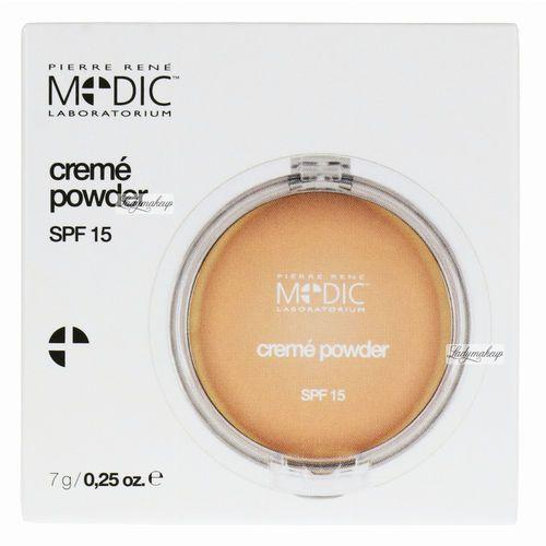 Pierre rené - medic - creme powder spf 15 - luksusowy podkład w kremie - 03 - natural marki Pierre rene