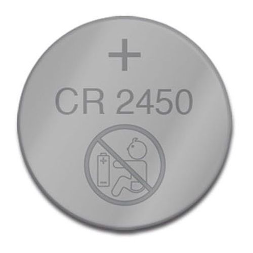 Bateria Diall Lithium CR2450 1 szt.