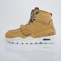 Sneakers buty zimowe Nike Air Trainer SC 2 Boot wheat / darl loden - sail (80581-700) - Wheat / Darl Loden - Sail, męskie obuwie sportowe nike