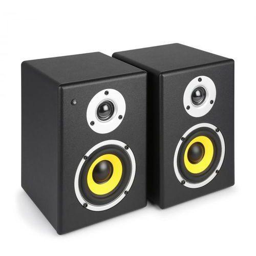 Pdsm4 zestaw głośnikowy 2x60w czarny marki Power dynamics