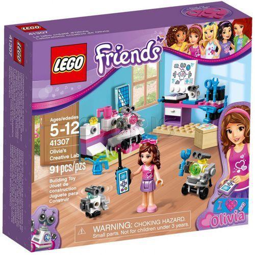 OKAZJA - Lego FRIENDS Kreatywne laboratorium olivii 41307