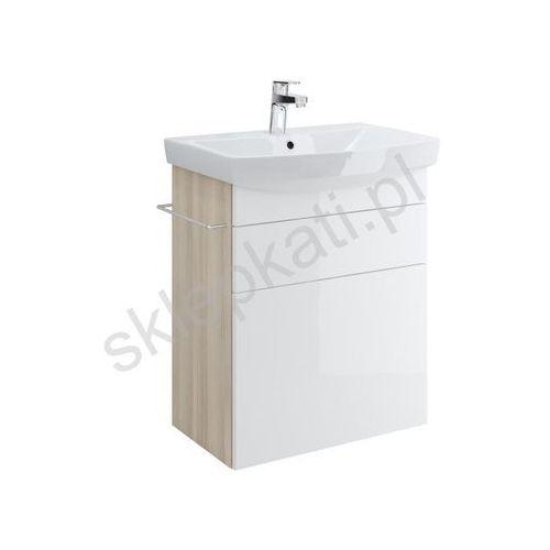 smart szafka podumywalkowa 60, front biały s568-012 marki Cersanit